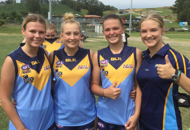 APPLICATIONS OPEN! NCAS are seeking next wave of female AFL stars
